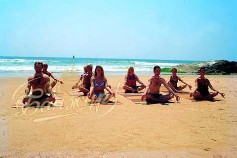 спортивные оздоровительные йога туры бонжур семейный отель
